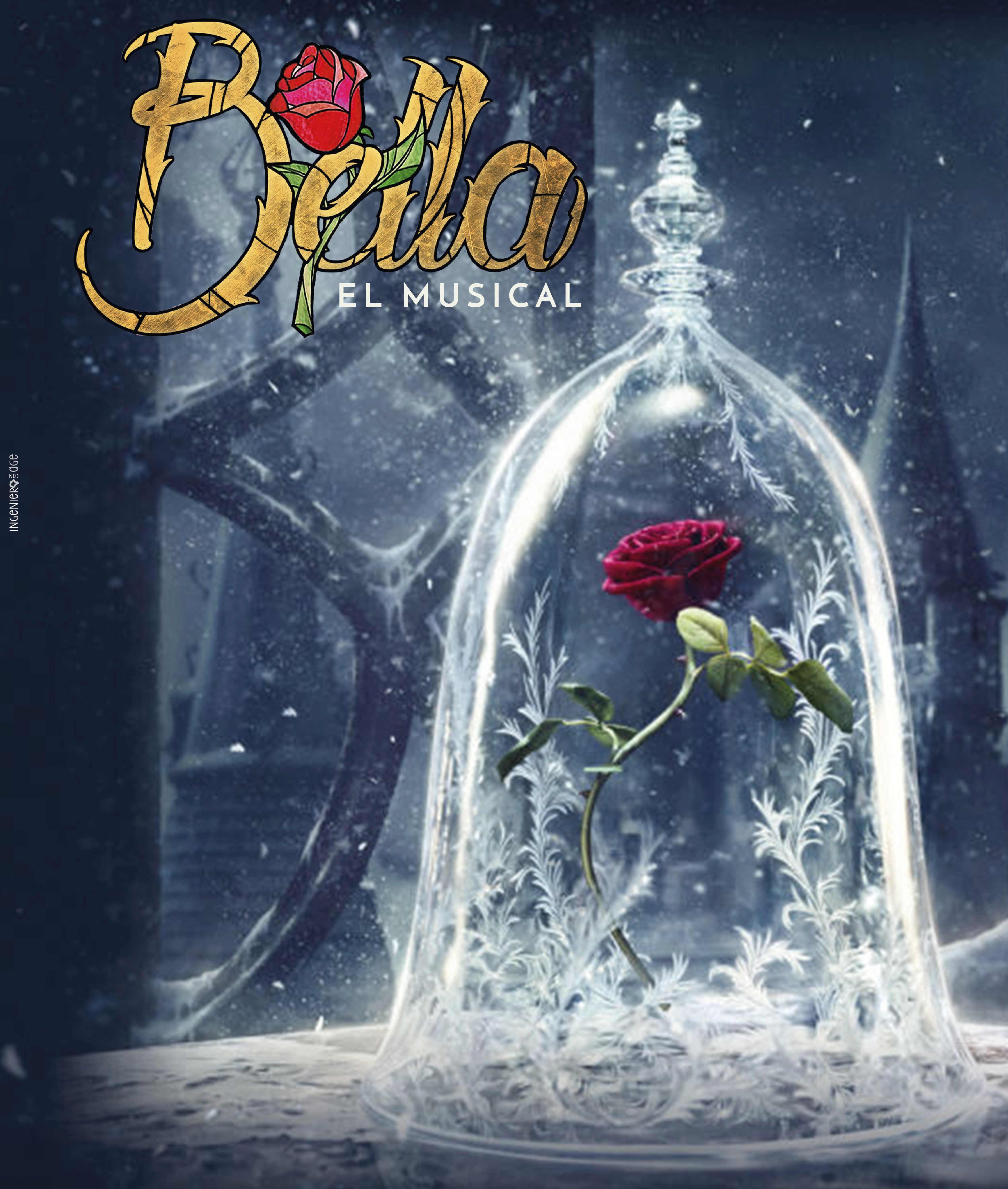 Bella el musical - Cía: Bayaderas - Domingo 20 Enero (12:00 y 18:00 h)